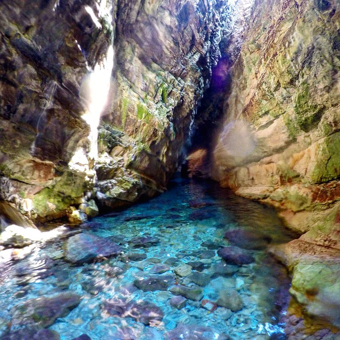 golubinka tengeri barlang