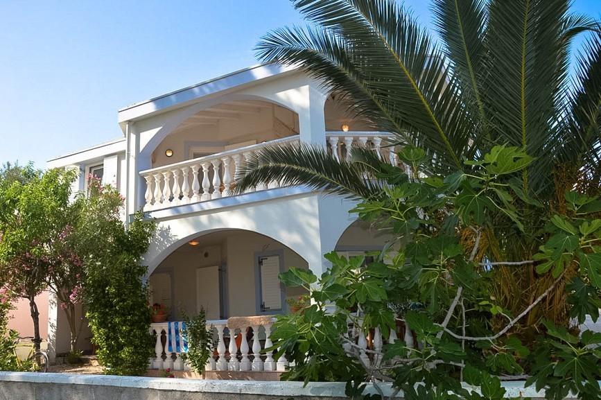 palma apartman vir sziget miljkovica