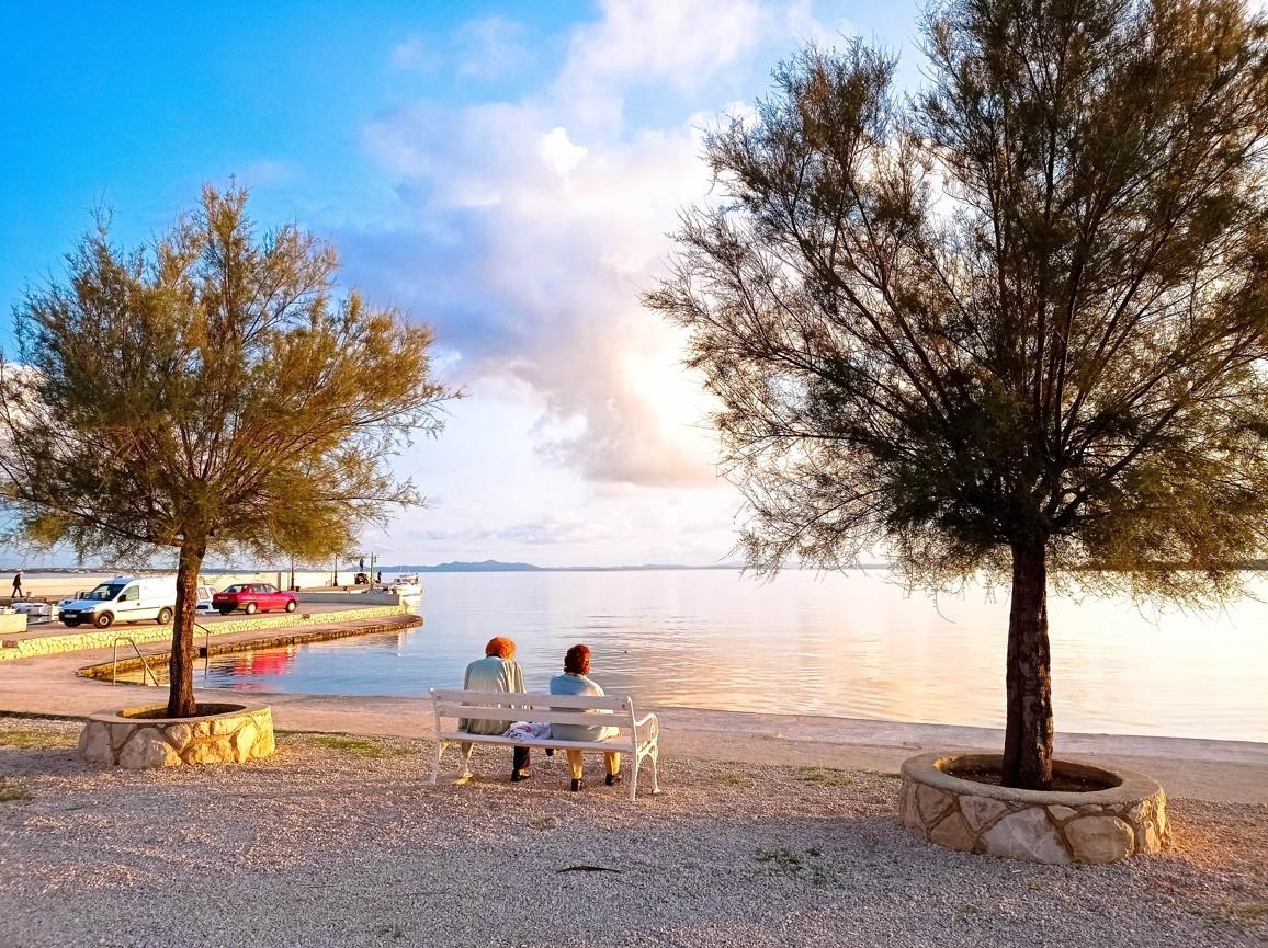 hosszú távú tengerparti apartman bérlés horvátországban
